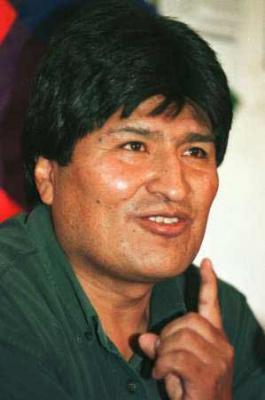 La teoría de Evo Morales